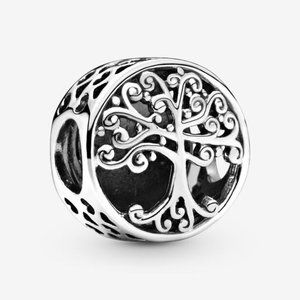 📿Openwork Family Roots Charm